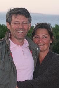 Ilonka und Jürgen Breitkopf