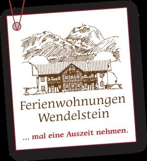 Logo Ferienwohnungen Wendelstein